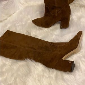 Sam Edelman High Heeled Boots